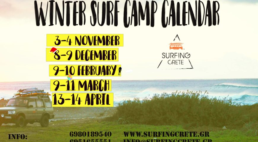 surfing crete-surf camps
