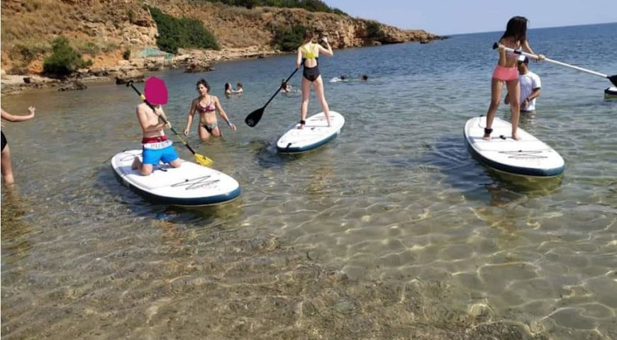chania SUP lessons
