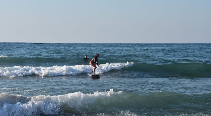 chania surf school