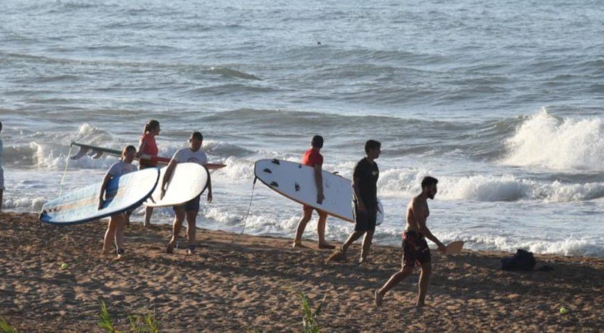 Crete Surf school