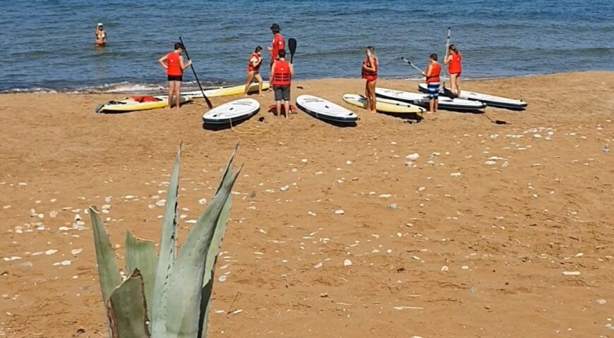 Chania surf lessons